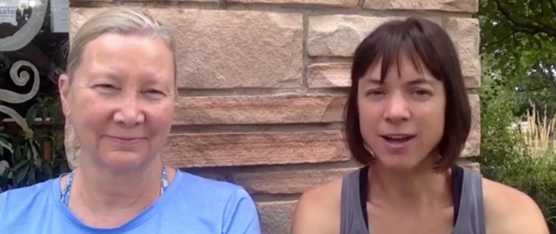Kathi and Kristin 1920x810 - Why this Doc refers to Kaiut Yoga Boulder