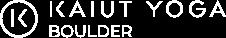 Kaiut Yoga Boulder