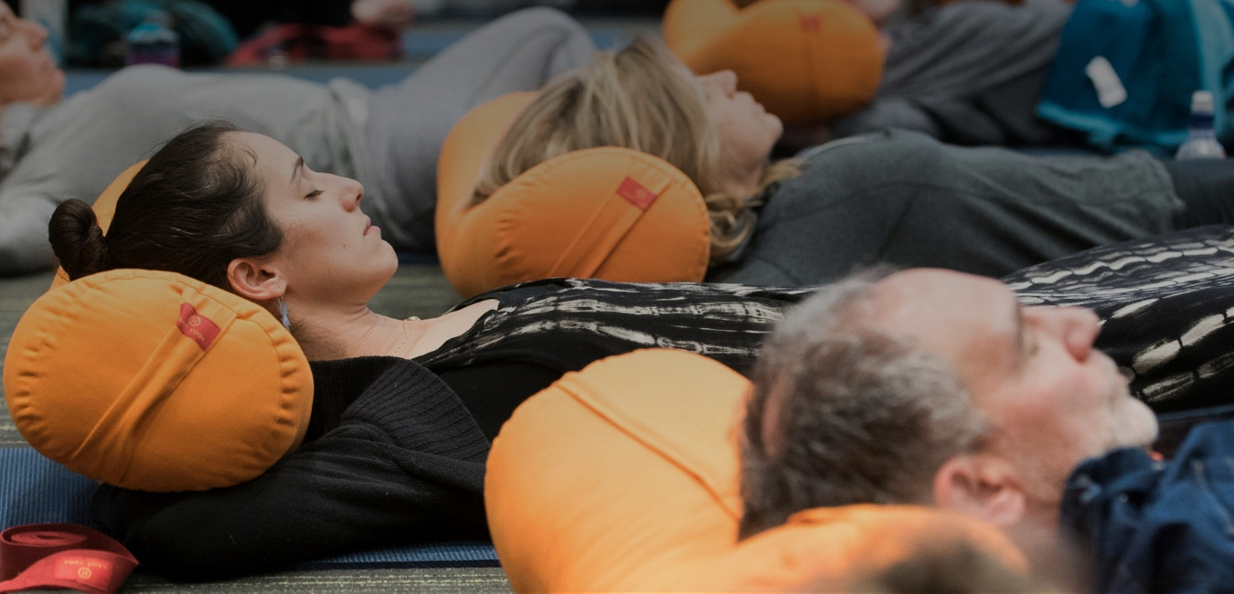Students Practicing 1 - How Kaiut Yoga Can Benefit the Body and the Brain